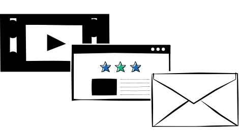 コンテンツの制作運用体制の構築